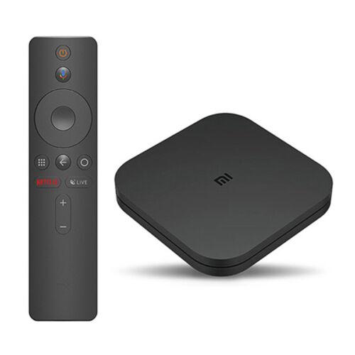 Xiaomi Mi TV Box S 2G+8G 4K HDR Android 8.1 Set Top Media Player Global Versión