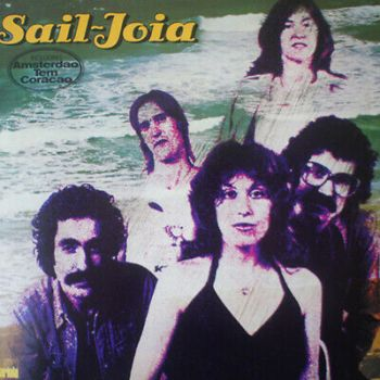 Sail-Joia – Sail-Joia 1977 SOUL JAZZ BRAZIL BOSSA Ariola 26 251 XOT Vinyl LP