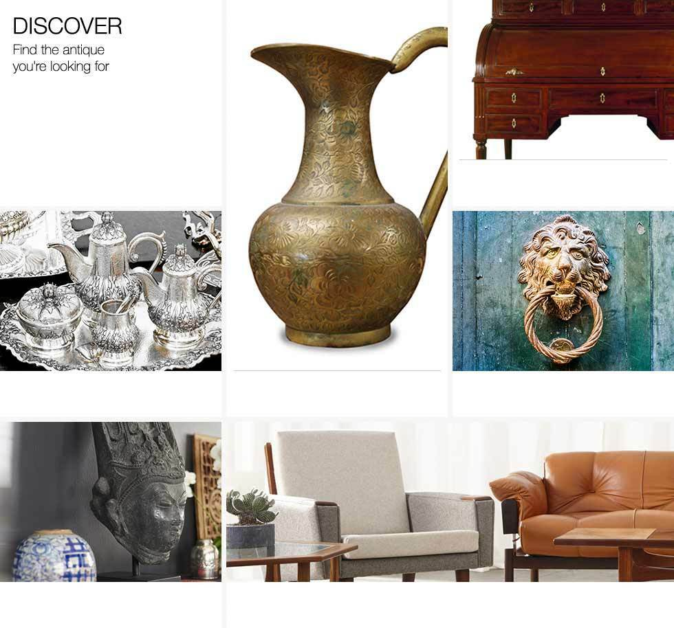 Discover. Find the antique you're looking for.