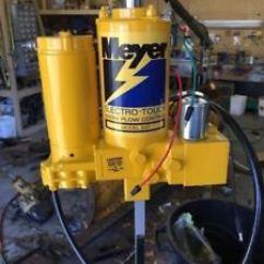 Meyer Plow Pump Advance T5 Ballast Wiring Diagram Meyers E47 Ebay Snow E46 E 47 Hydraulic Sand Blasted Complete Rebuild