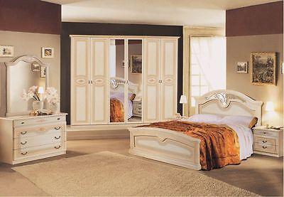 Ampio catalogo di camere da letto classiche, camere da letto moderne e contemporanee. Iiᐅ Camera Da Letto Completa Classica E Moderna Prezzi Offerte