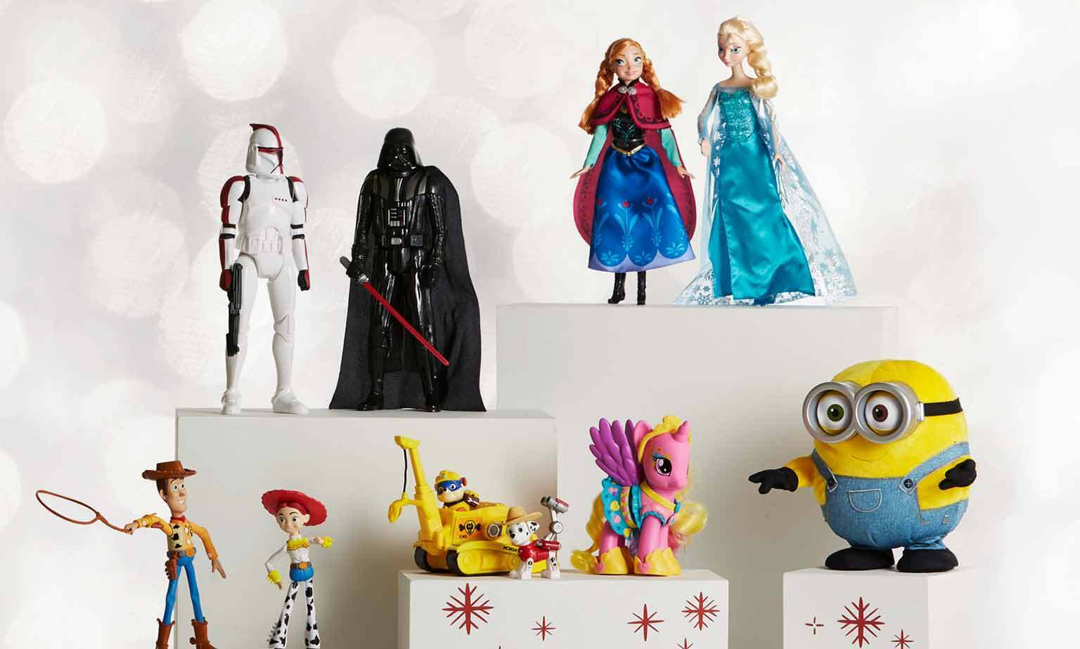 Movie Character Toys