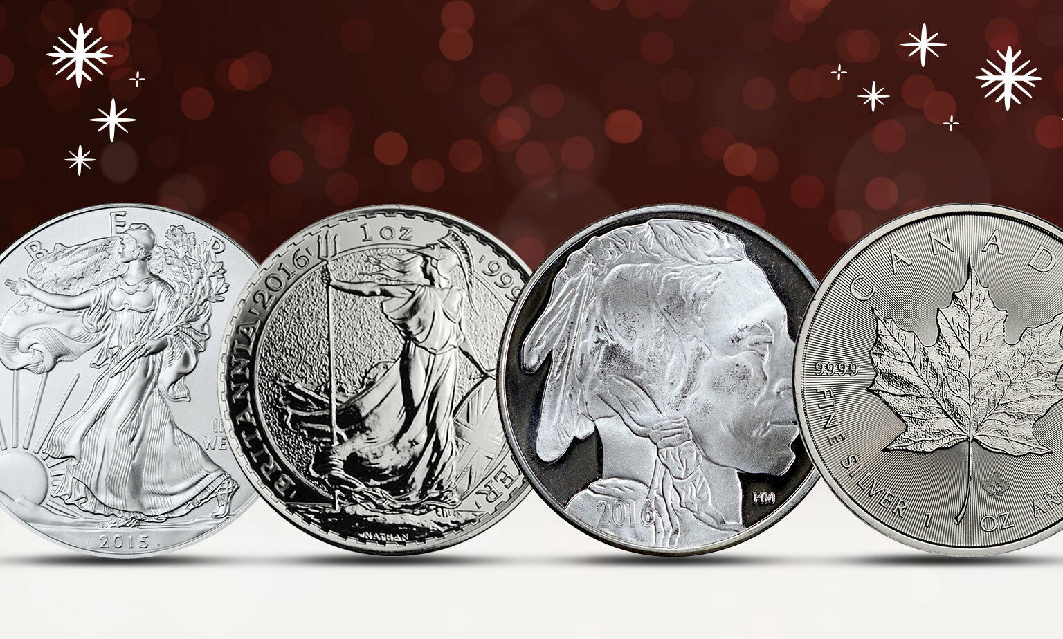 Up to 30% Off Collectible Coins and Bullion