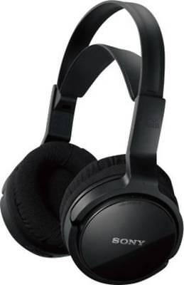 Sony MDR-RF811RK Funk  Kopfhörer Over Ear Lautstärkeregelung Schwarz