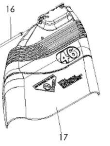 Deflector Shield 532405357 405357 Husqvarna Craftsman