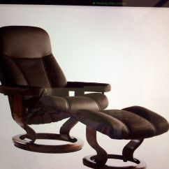 Recliner Chairs Gumtree Walmart Folding And Tables Ekornes Stressless Price Reduced In