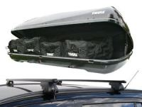 Vauxhall Zafira Roof Box