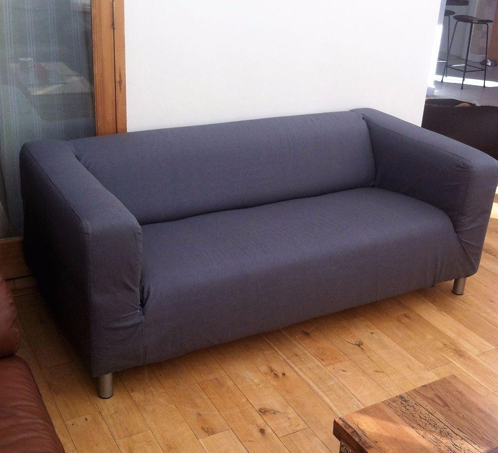 ikea ekeskog sofa for sale american leather sofas on klippan 2 seat grey 16 months old good