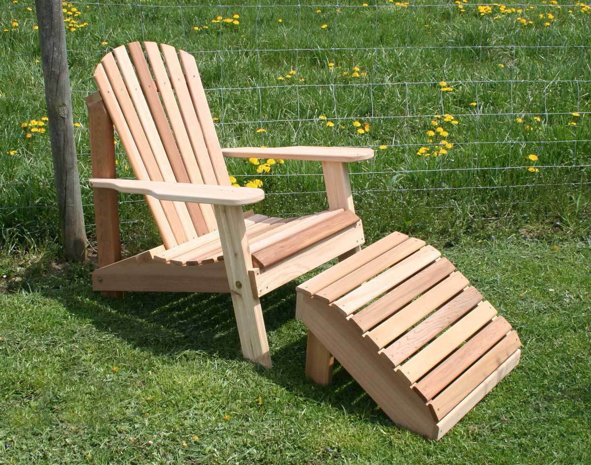 adirondack chair design history wooden rocking chairs for adults indoor how to make a foot rest ebay
