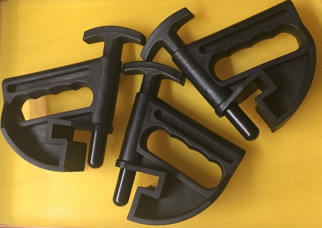 3 Wulstniederhalter Wulstniederdrücker Reifenmontage Reifenmontagemaschine