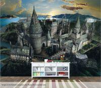 Harry Potter Wall Mural Wall Art Self Adhesive Vinyl Decal ...
