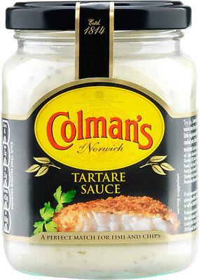 Colmans Tartar Sauce 144g