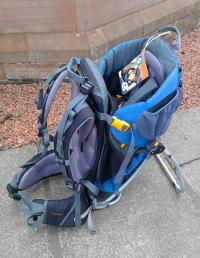 Deuter Kid Comfort II Baby Carrier Backpack | in ...