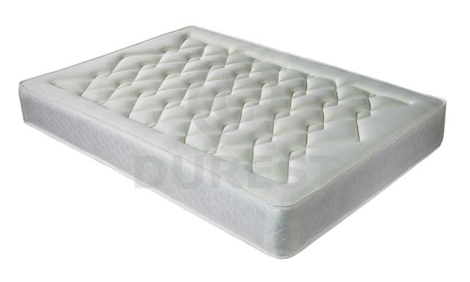 Luxury 1500 Pocket Spring Memory Foam Mattress 10 3ft Single 4ft6 Double 5ft