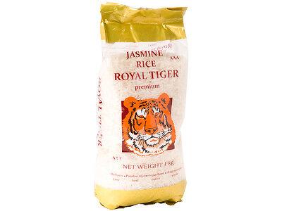1 kg Royal Tiger Jasminreis Duftreis ganz Kambodscha 1 A Spitzenqualität WOW
