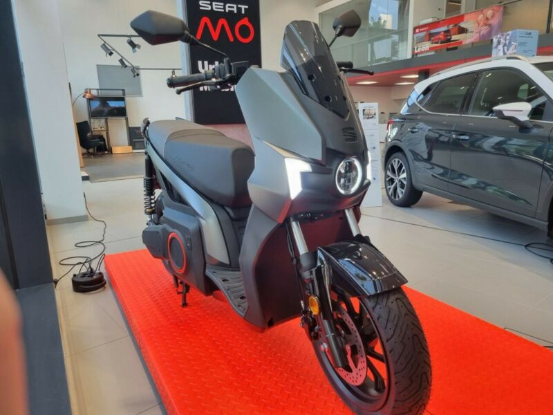 Seat Mo 125 eScooter