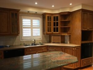 oak kitchen cabinet grohe faucet hose doors buy new used goods near you find cupboards