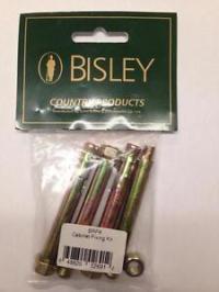 Bisley gun cabinet fixing kit - shotgun rifle safe screws ...