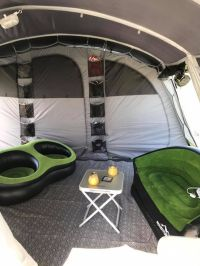 2017 7-person tunnel tent - Outwell PREMIUM VERMONT XLP ...