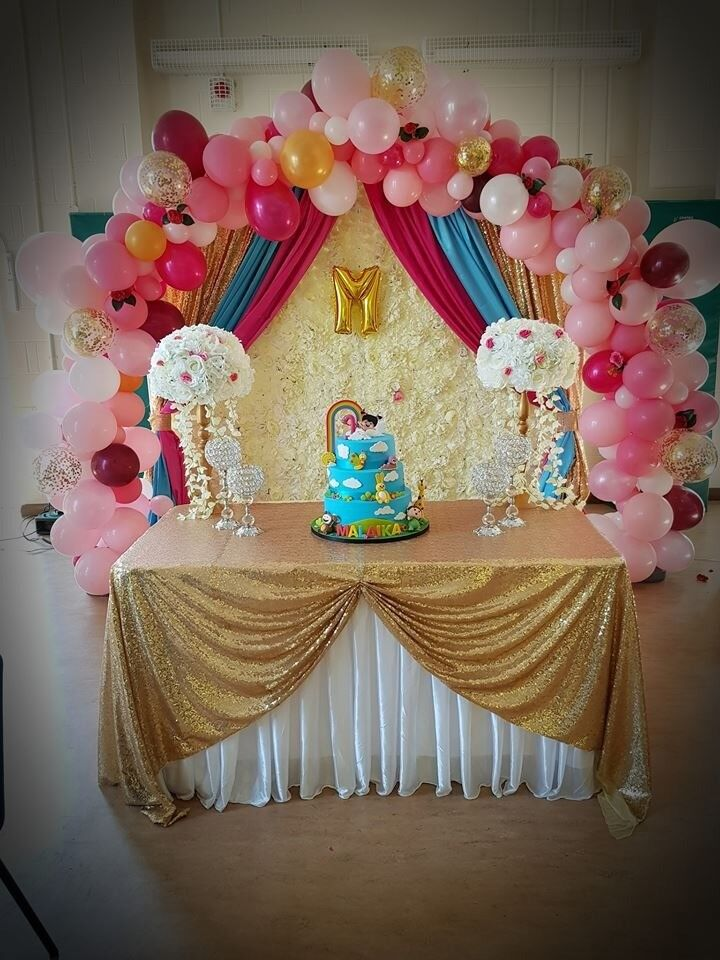 party decorations chair covers indoor double chaise lounge balloon decoration cover hire planner personalised balloons flower wall in stratford london gumtree