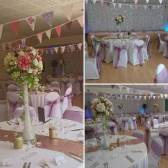 Wedding Chair Cover Hire West Yorkshire Farm House Chairs From 1 Including Organza Sash Bows Centerpieces 5 In Totton Hampshire Gumtree