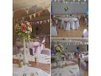 wedding chair cover hire bournemouth best office reddit in southampton hampshire weddings services gumtree from 1 including organza sash bows centerpieces 5