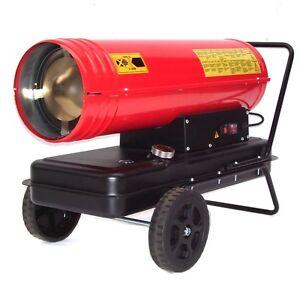 55197 Industrial Diesel Heater 30kw Space Kerosene Heater