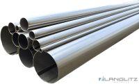 Stainless steel Square tubing Rectangular pipe Handrail ...