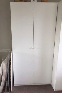 Pax Ballstad Ikea Wardrobe Bedroom Furniture