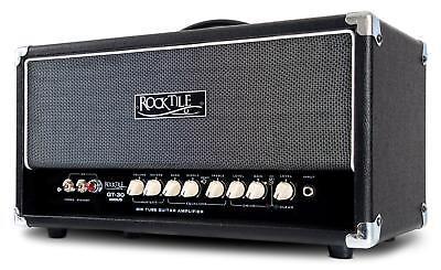 Rocktile Röhre Vollröhre Gitarre Topteil Verstärker Amp Gitarrenverstärker Head