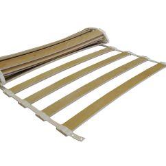 Sofa Bed Slat Holders Luke Duotm Reclining 2 Seat Sprung Slats Ebay