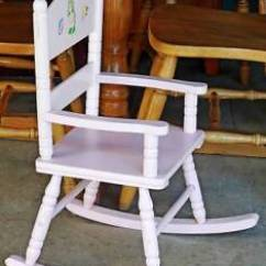 Little Girl Rocking Chair Adirondack Chairs Amish Made Girls For 3 5years Toys Indoor Gumtree