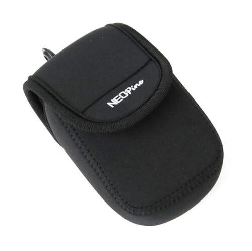 Schwarz Neopren SLR Kameratasche für Canon PowerShot G7X G7 X