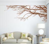 Large Tree Branch Art Vinyl Wall Transfer Sticker, DIY ...
