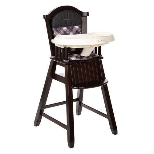 Eddie Bauer vs Evenflo High Chairs  eBay