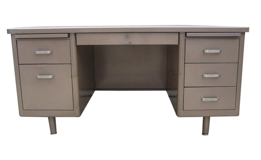 How to Refurbish a Metal Desk  eBay