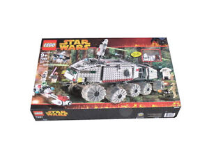 Details About New Lego Star Wars 7261 Clone Turbo Tank Sealed