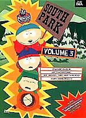 South Park, Volume 3 DVD, Kyle McCulloch, Jennifer Howell, Adrien