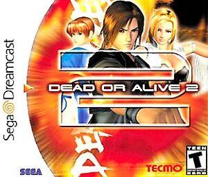 Dead or Alive 2 (Sega Dreamcast, 2000)