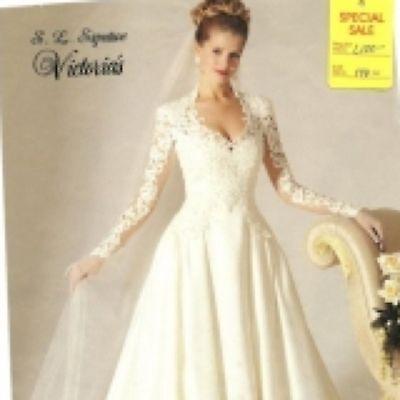 Victorian Style Wedding Dress  eBay