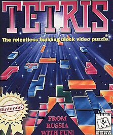 Tetris Nintendo Game Boy 1989 Ebay