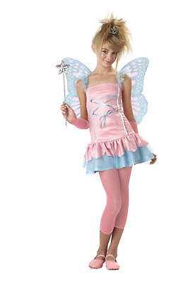 Butterfly Fairy Princess Tween Teen Cute Child Costume eBay