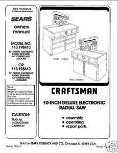 Sears-Craftsman-Radial-Arm-Saw-Manual-No-113-198610