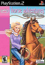 Barbie Horse Adventures Wild Horse Rescue Sony