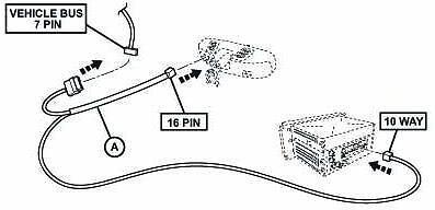 5 Pin Wiring Harness Mirror 5 Pin Fuel Pump Harness Wiring
