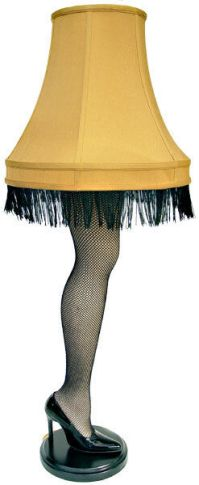 45 Inch Full Size Leg Lamp from A Christmas Story ...