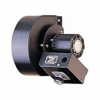 DRAFT INDUCER FAN FLUE EXHAUST Wood, Pellet, Corn, Coal ...