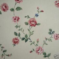 12sr Civil War Victorian Era Roses Floral Strahan Designer ...