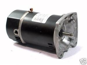 34 hp Pool Pump Motor GE Marathon Electric C1244 NEW