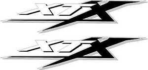 XTX Tank Decals Stickers Graphics 660 700 xtx700 sled